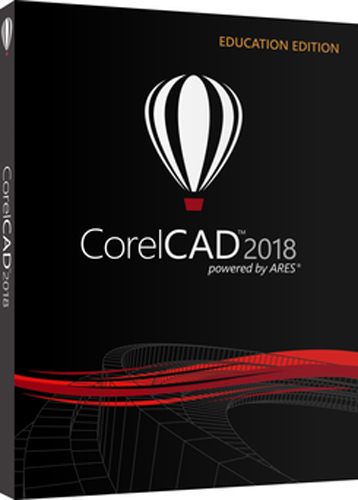 Corel Cad 2018 EDU WIN/MAC